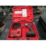 Milwaukee Model 2656-22 M-18 Volt Cordless Driver/ Drill