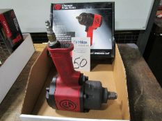"Chicago Pneumatic Model CP7763 3/4"""" Drive Pneumatic Impact Wrench"