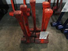 Compo-Cast Model 57-550 Dead Blow Sledge Hammer