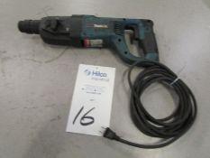 Makita Model HR2455 Rotary Hammer Drill