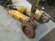 """DeWalt Model DWE43116 4 1/2"""""""" Wheel Angle Grinder"""