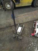 Torin Model BR5 5 Ton Forklift Jack