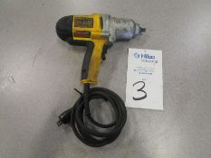 DeWalt Model DW292 345 ft/lbs. Impact Wrench