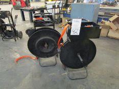 Portable Banding Cart