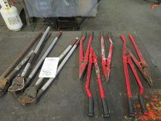HK Porter Metal Strap Cutter