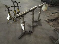 Model Stand -H 1760 lbs Pipe Stand