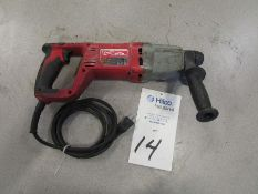 Milwaukee Model 5262-21 Rotary Hammer Drill
