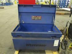 """Westward Model 6DWD5 24"""""""" D x 48'L x 24"""""""" W Jobox"""