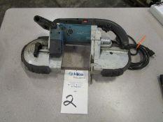 Makita Model 2107F Portable Band Saw