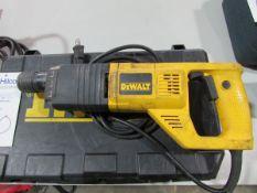 """DeWalt Model DW565 1"""" Electric SDS Rotary Hammer Drill"""