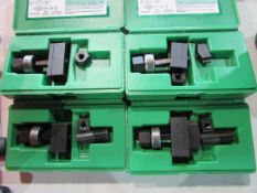 Greenlee Panel Punch Kits