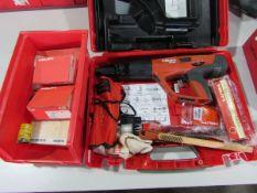 Hilti Model DX 460 6.8/11 Caliber Powder Actuated Hand Tools