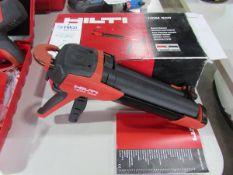Hilti Model HDM 500 Manual Dispenser