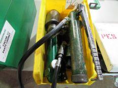 Greenlee Model 767 Hydraulic Hand Pumps
