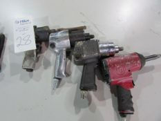 """1/2"""" Pneumatic Impact Wrenches"""