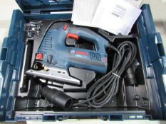 Bosch Model JS572E Top Handle Electric Jig Saw