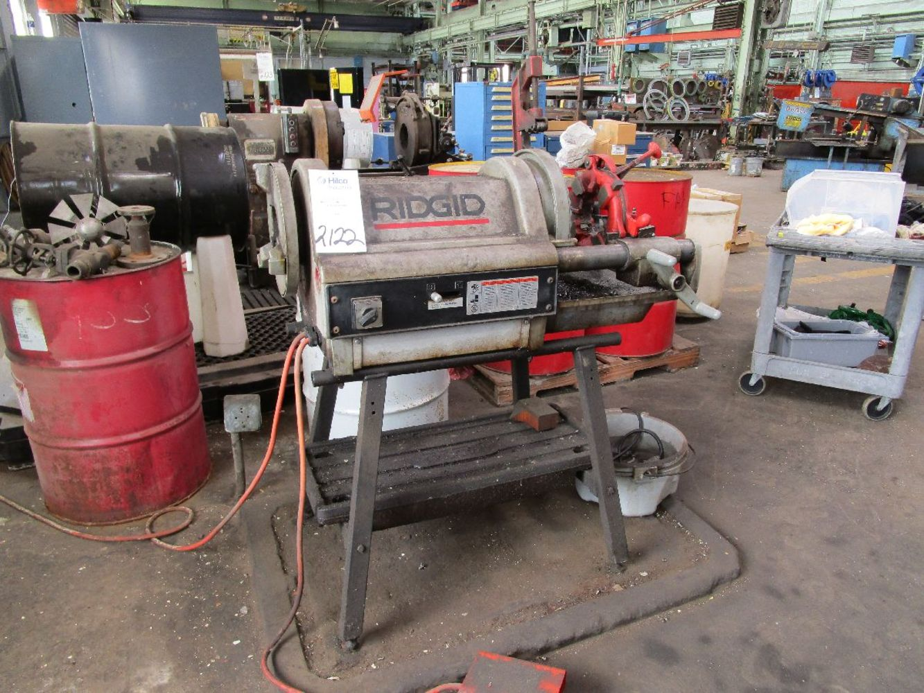 3-Day Auction: (2) Complete Metal Fabrication & Machine Shops (Philadelphia Energy Solutions Sale #2)