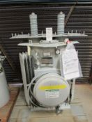General Electric Model YA50B80DC604LE 50 KVA Oil Filled Transformer