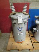 Vantran Model CD 37.5 KVA Oil Filled Transformer