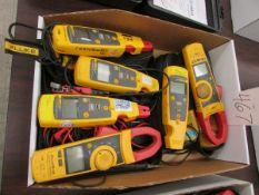 Fluke Electric Clamp Meters