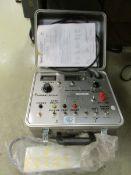 Westinghouse Model S140D481G03 Circuit Breaker Tester