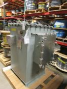 Cameron Model OILPRC0050C0460C25X0STD2150NANALSALC 50 KVA Power Supply