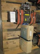 """Keystone Model 221 Unused 10"""" Pneumatic Actuated Butterfly Valve"""