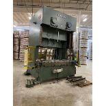 Heller Sutherland Model Mark 2-275 275-Ton Double Crank Gap Frame Press