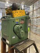 """Littell Model 412-5PDL 12"""" x 0.125"""" Powered Straightener"""