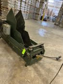 """Feed Lease Model FLCC-4-18 4,000 Lb. x 18"""" Capacity Powered Coil Cradle"""