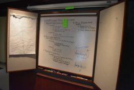 Marker Board Cabinet