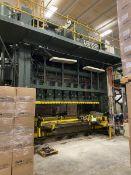 Verson Model T-SE2-800-181-48 800-Ton Transfer Press