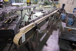 "Ambec Model 4"" Table Top Chain Conveyor"