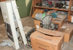 Us Gear Box/Motor, Baldor Motor and Parts