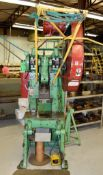 Bliss 30-Ton Consolidated 4 OBI Press S/N: H1522