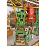 Bliss 30-Ton Consolidated 4 OBI Press S/N: H4088