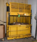 "GPI Ver-Tech 60"" x 30"" Model 60 Vertical Hydraulic Baler"