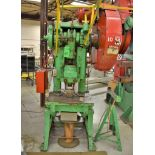 Bliss 42-Ton Consolidated 5 OBI Press S/N: H4165