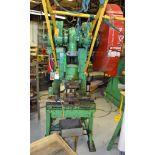 Johnson 40-Ton Model 4 OBI Press S/N: 8824