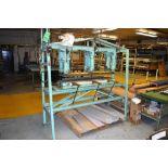 4' Custom Built Pneumatic Lume Form Press