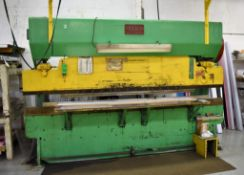 Dreis & Krump 60/90-Ton x 12' Model 1012-L Mechanical Press Brake S/N: L-12326
