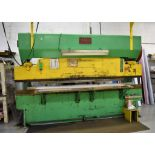 Dreis & Krump 60/90-Ton x 12' Model 1012-L Mechanical Press Brake S/N: L-12326