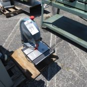 "Performax 240-3730 Vertical Band Saw, 120V, 2.5 Amp, 3200 FPM, 1-1/8"", 0-45"" located at 707 Burlingt"
