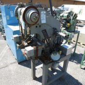 National 2600F Rivet Machine S/N: 295, 1/2 Hp, 1 PH, 115/230 V located at 707 Burlington Ave Logansp
