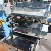 Artos C56 Wire Cutting Machine located at 707 Burlington Ave Logansport, IN 46947