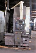 Doosan Model Dooturn-25P-V5 Vertical CNC Turning Center, S/N LTD0015. Loading Fee is $950.00