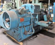 Besly Double Disc Grinder, (1) Motor Drives, Push-Button Controls. Loading Fee is $950.00