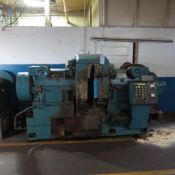 Besley Horizontal Spindle Grinder, RTO #5 #279. Loading Fee is $750.00
