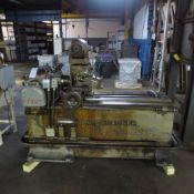 Lees-Bradner Spline Hobber, S/N LT-366. Loading Fee is $250.00