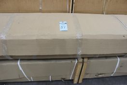 (10) bundles of aluminum channel and tubes 12' long